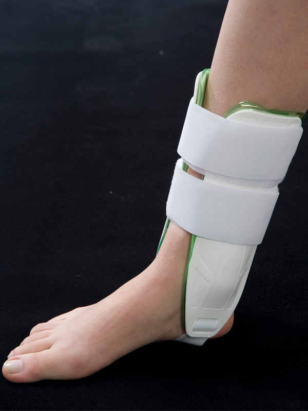 Ankle Support with Air Pad