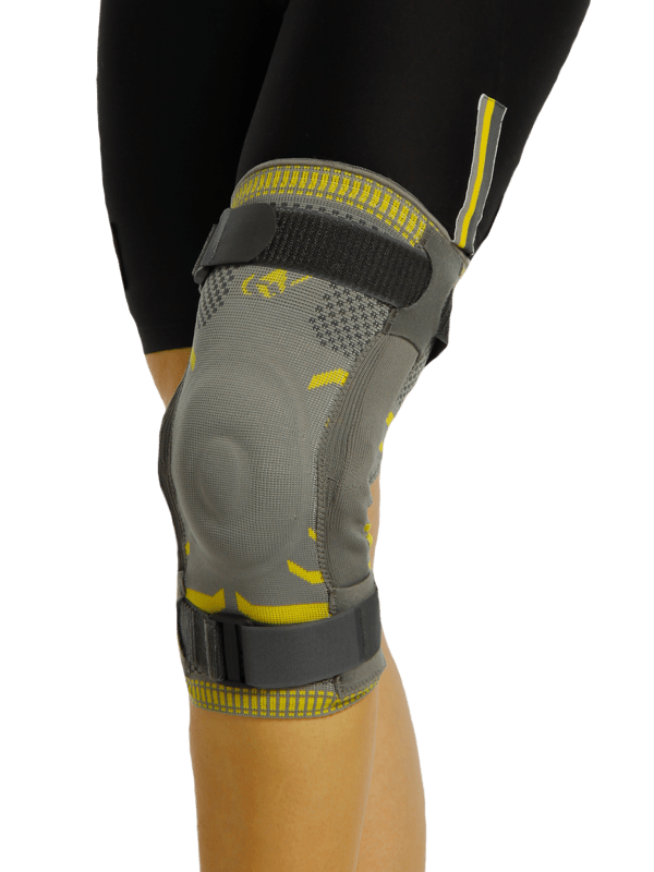 BodyCy Knitted Knee Support With Hinges