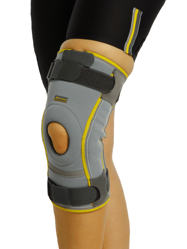 ThermoCy Knee Support with Hinges