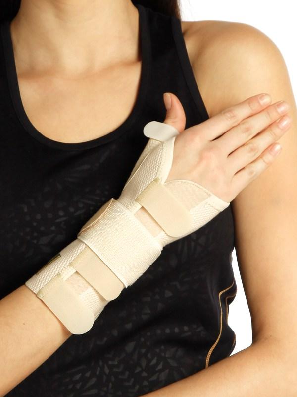 Wrist Splint with Thumb Support